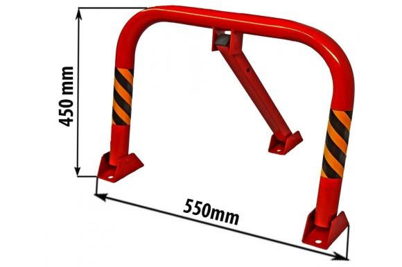 Blocator de parcare manual 450x550 mm