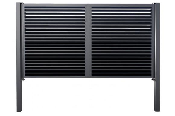 Poarta Jaluze ST/ZINC/BA - GJ 1850 x 3400 / 80