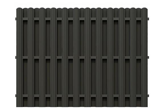 Gard Ștachet Zincat Bilateral